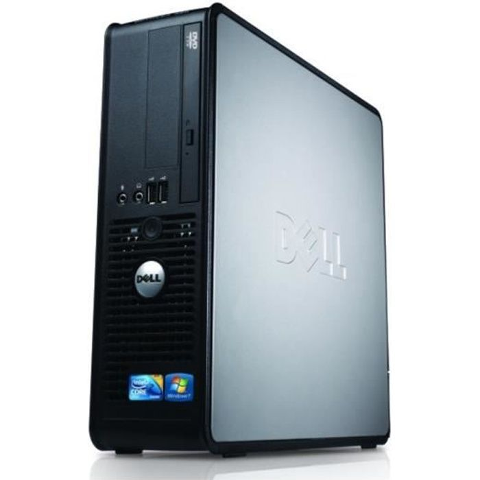 dell optiplex 380 ordinateur tour bureautique pc prix. Black Bedroom Furniture Sets. Home Design Ideas