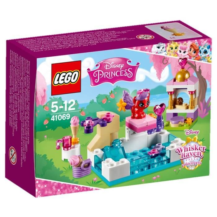 ASSEMBLAGE CONSTRUCTION LEGO® Disney Princess™ Palace Pets 41069 La Journé