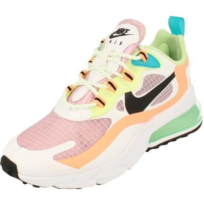 Nike Femme Air Max 270 React Se Running Trainers C
