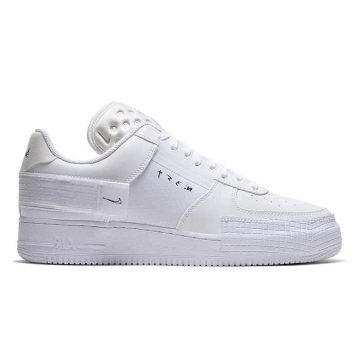 Basket Nike Air Force 1 Type AF 1 Low Homme Femme Chaussures ...