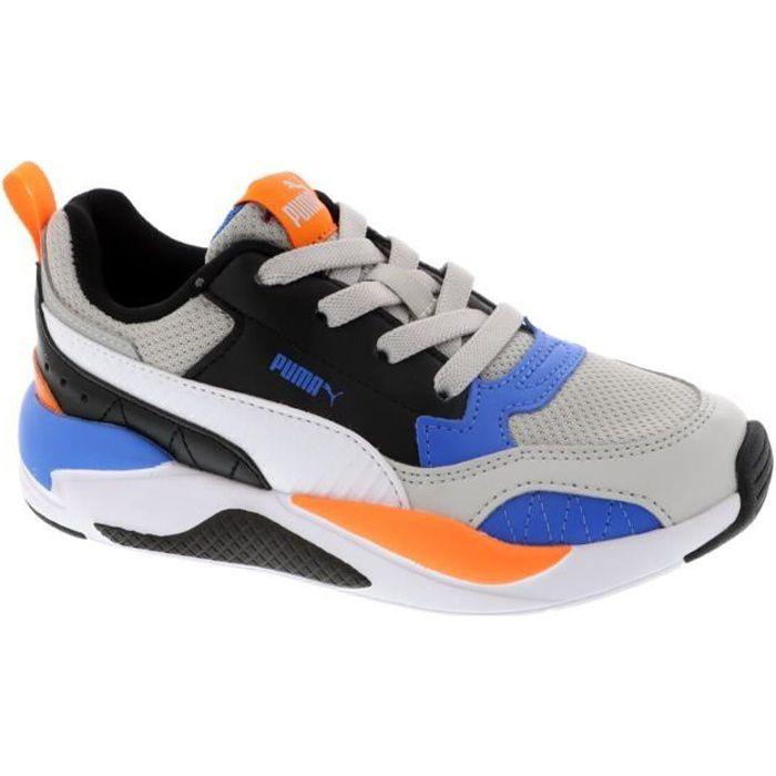 Puma baskets Garçon en couleur Gris - Taille 30