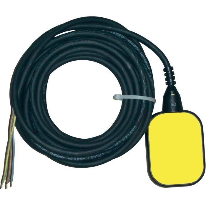10 M Interrupteur À Flotteur Changeur pour remplissage et//ou vidange 230 V