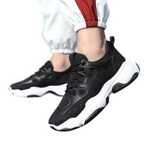 Fashion Men/'s Ultralight Sneaker Piste Chaussures De Loisirs Respirant Outdoor Athlétisme