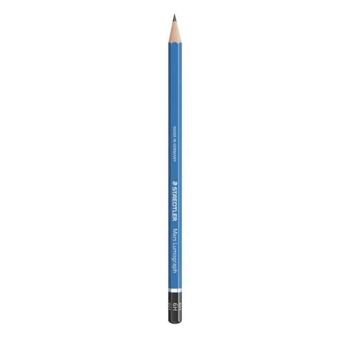 STAEDTLER Crayon Graphite 6H Boîte de 12