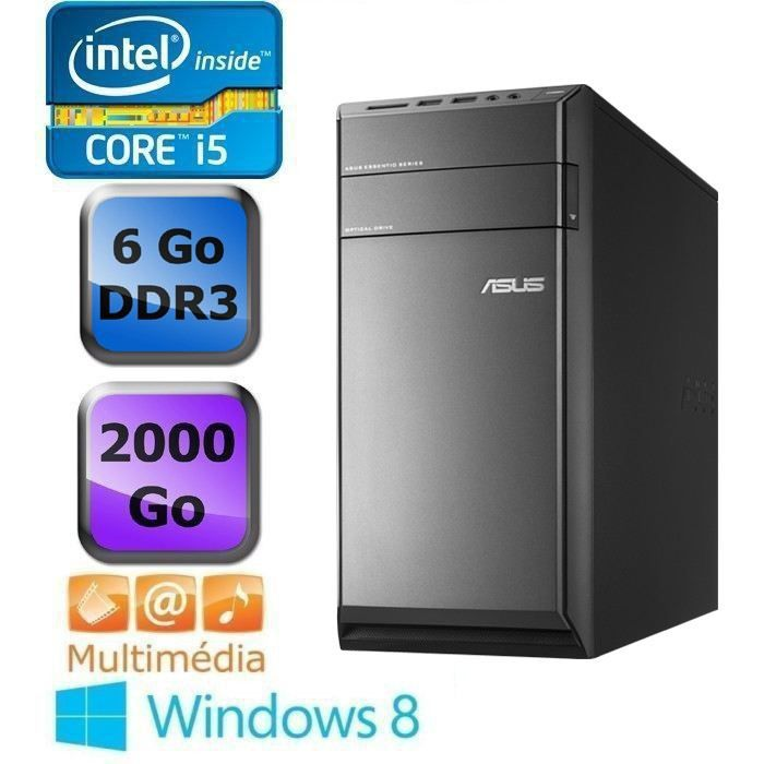 asus cm6330 fr006s achat vente unit centrale asus cm6330 fr006s cdiscount. Black Bedroom Furniture Sets. Home Design Ideas