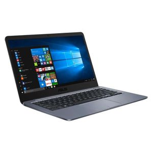 Vente PC Portable Ordinateur portable ASUS E406MA-BV106T 14'' HD - Pentium N5000 - RAM 4G - stockage 128G - Windows 10 Home S pas cher