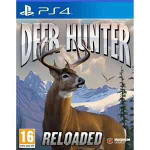JEU PS4 Deer Hunter Reloaded Jeu PS4