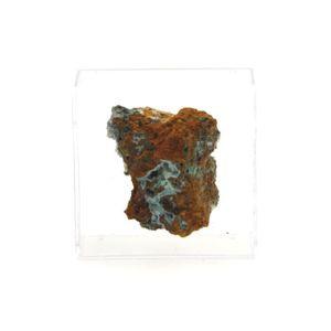 PIERRE VENDUE SEULE Pierre-Sénégalite sur Turquoise. 20.8 cts. Mont Ko