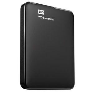 DISQUE DUR EXTERNE Digital WD Elements 1 à USB 3.0 2.5