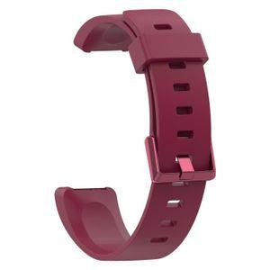 BRACELET DE MONTRE Grand Bracelet en silicone du bracelet montre brac