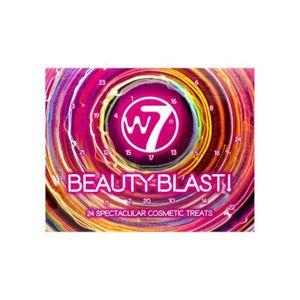 COFFRET CADEAU BEAUTÉ W7 Beauty Blast CFriandises Cosmétiques, Calendrie