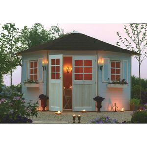 ABRI JARDIN - CHALET SOLID Abri de jardin Nancy 305x305cm