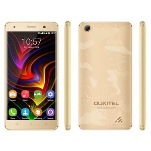SMARTPHONE Oukitel C5pro écran-tactile téléphone portable MTK
