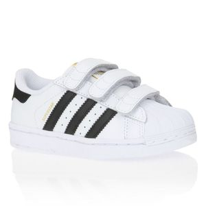 Adidas Superstar Bounce BY1589 Enfant mixte Baskets Blanc Z5eIaJh7