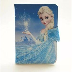 HOUSSE TABLETTE TACTILE Frozen Housse couleur universelle tablette tactile