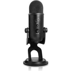 CASQUE AVEC MICROPHONE BLUE MICROPHONES Microphone USB YETI -  16BIT/48KH