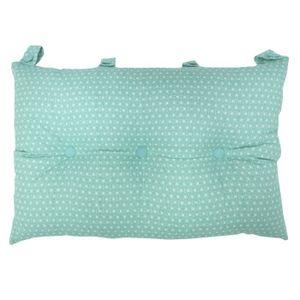 COUSSIN Tête de lit coussin 100% coton imprimé SCANDI - 50