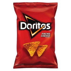 BISCUITS APÉRITIF Doritos - Doritos Tortillas Nacho Cheese 170g (lot
