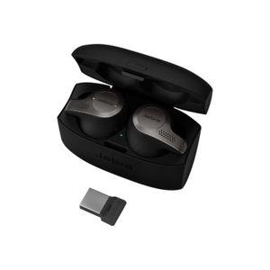 CASQUE - ÉCOUTEURS Jabra Evolve 65t Véritables écouteurs sans fil ave