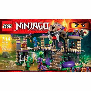 ASSEMBLAGE CONSTRUCTION LEGO Ninjago Enter the Serpent 1W8A8K