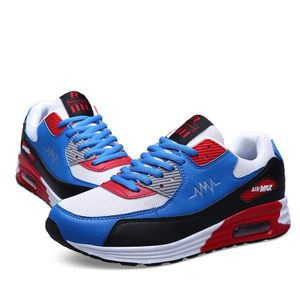 BASKET Mode hommes chaussures de sport air chaussures res