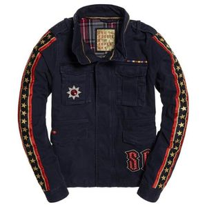 BLOUSON Vêtements femme Vestes Superdry Rock Royalty Rooki