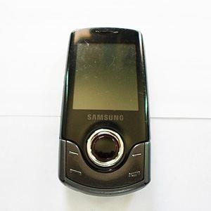Téléphone portable Samsung S3100 - Noir - Débloqué