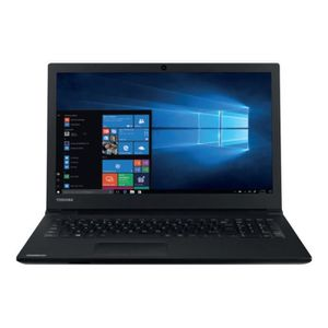 Top achat PC Portable TOSHIBA Satellite Pro R50-E-15Z Core i3 7020U - 2.3 GHz - Win 10 Pro 64 bits - 4 Go RAM 1024 Go HDD DVD pas cher
