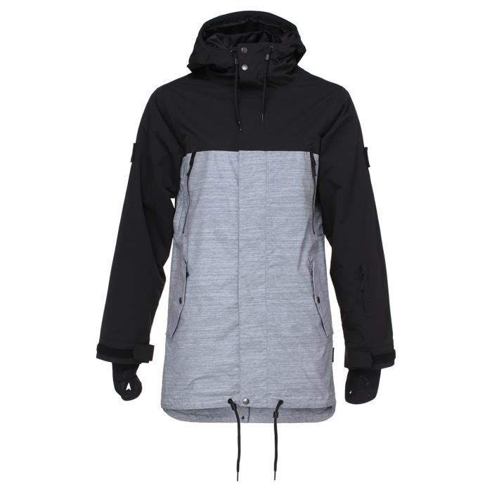 ARMADA Veste Apex Noir Junior