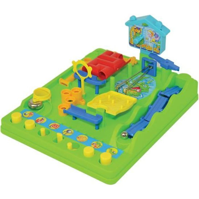 TOMY Course d'obstacles Tricky bille