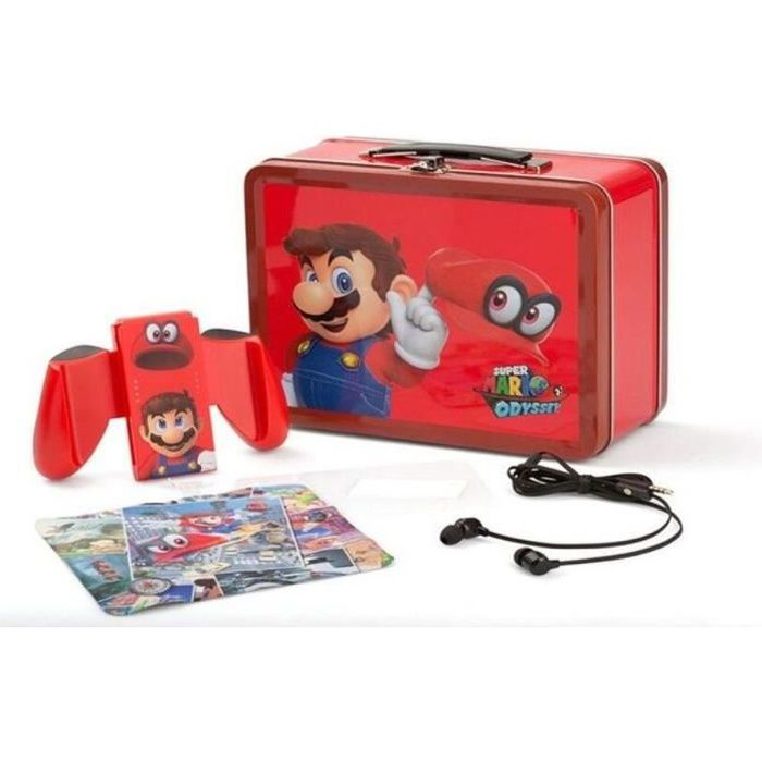 POWER A Nintendo Switch Lunch Box Mario