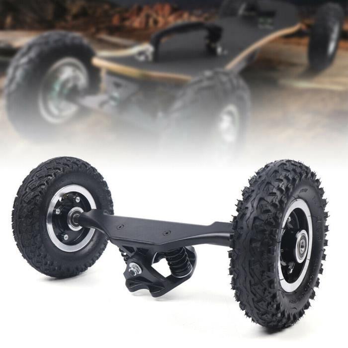 8 pouces roues pour Offroad électrique camion skateboard camion montagne longboard