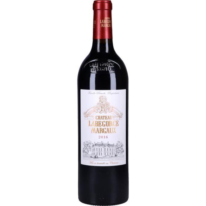 Vin Rouge - Château Labégorce 2016 - Bouteille 75cl