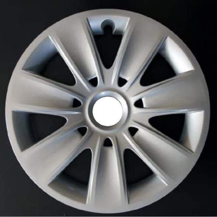 JEU DE 4 ENJOLIVEURS DE ROUES COUVRE 16 -POUCES BMW 3 SERIES