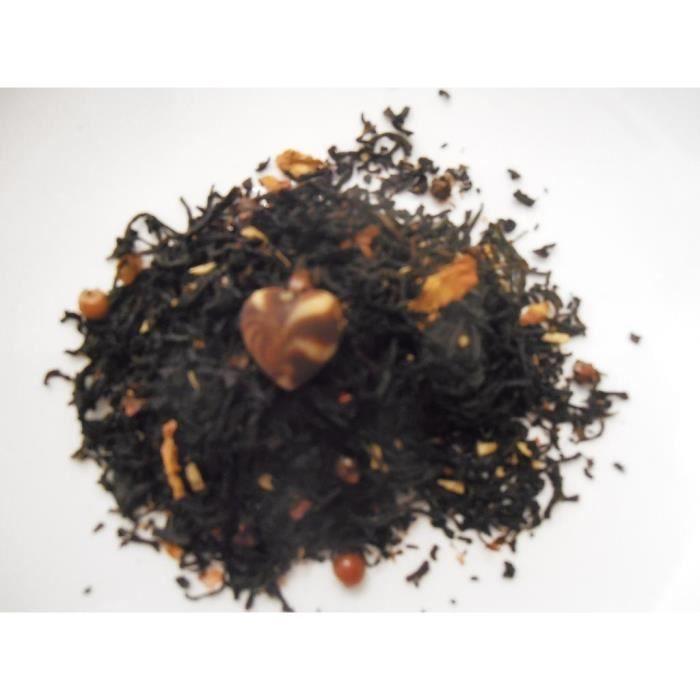 Thé noir poussière d'étoile les 100 gr