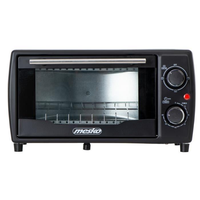 Mesko MS 6004 Four électrique 12 litres 1000 Watt