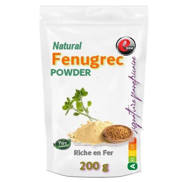 Fenugrec en Poudre - Qualité supérieure -200g