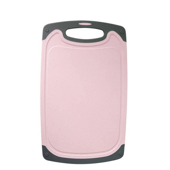 Planche à découper,Sowoll planche à découper antibactérienne, blocs à découper de cuisine, planche à découper - Type Pink 250x140cm