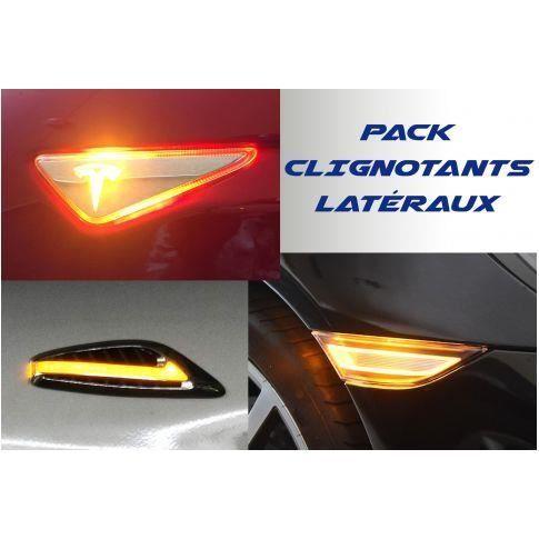 Pack Répétiteurs latéraux LED pour Nissan Terrano II