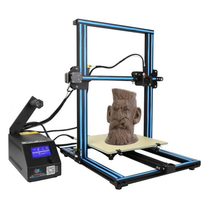 La technologie de brevet haute mise à niveau suite Précision Bricolage industriel Imprimante 3D Cr 10 Affichage d'écran Lcd