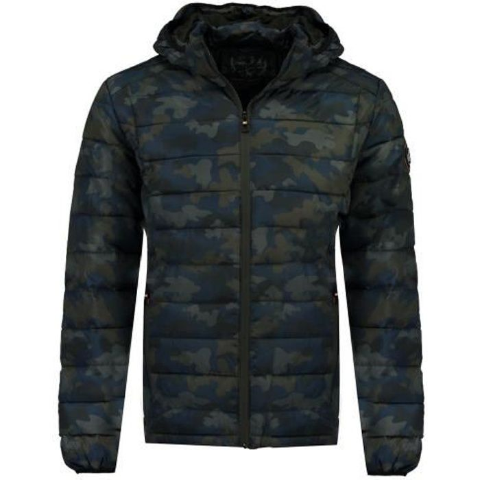 Doudoune Homme Geographical Norway Amilite Marine