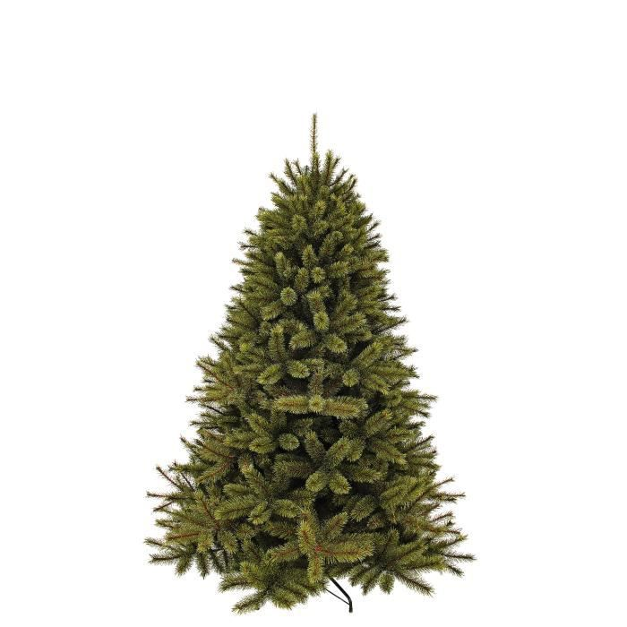 Triumph Tree Forest Frosted Sapin de Noël artificiel - H185 cm - Vert