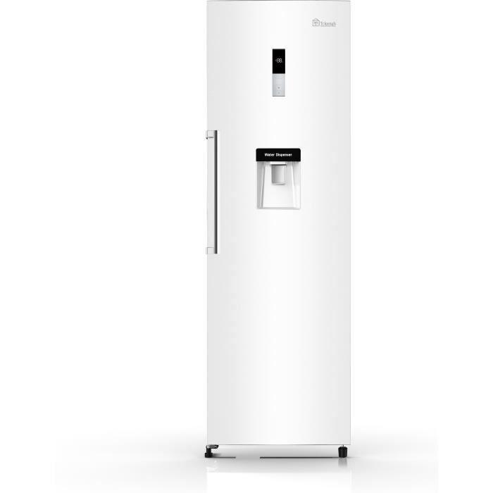 TRIOMPH TKL360NFW - Réfrigérateur 1 Porte - 358L - No Frost - A+ - L 59.5 x H 185 cm - Blanc