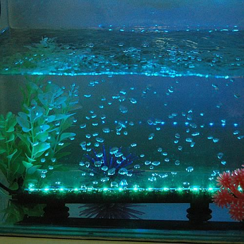 lampe a bulle aquarium smd5050rgb 25cm multicolore achat. Black Bedroom Furniture Sets. Home Design Ideas