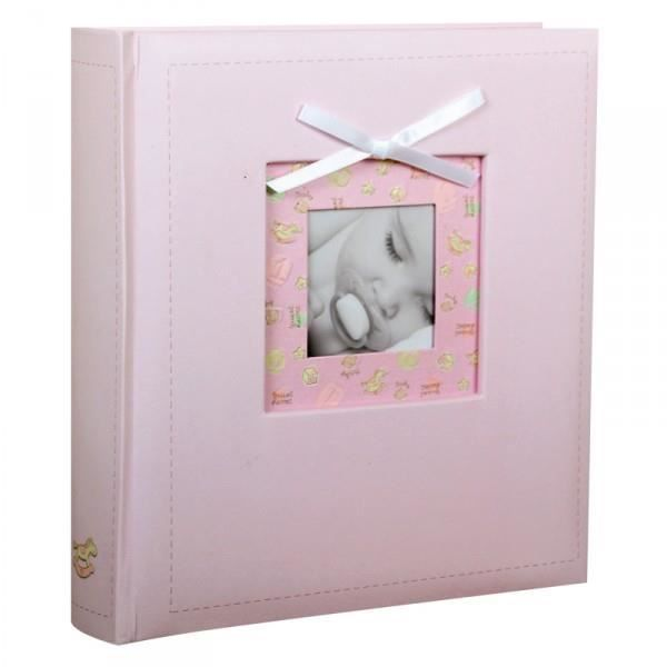 album photo naissance coccole rose 200 pochettes m achat vente album album photo album. Black Bedroom Furniture Sets. Home Design Ideas