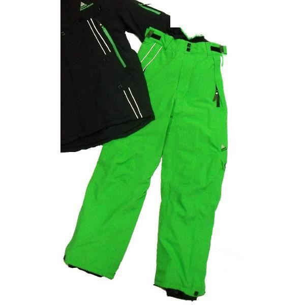 pantalon de ski homme cluza vert achat vente pantalon pantalon de ski homme cluza cdiscount. Black Bedroom Furniture Sets. Home Design Ideas