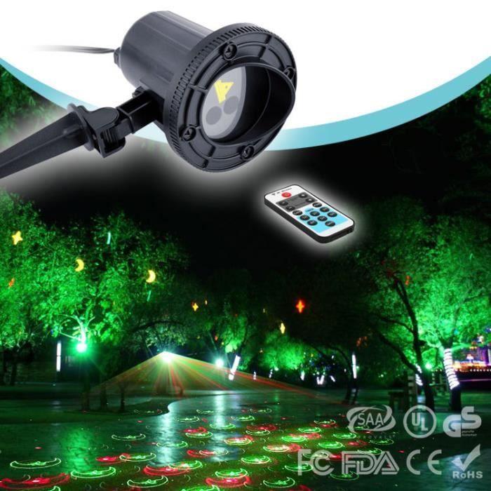 Projecteur laser etanche