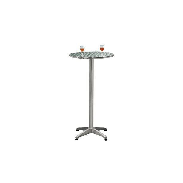 Table Haute De Bistrot Saint Michel Achat Vente Mange Debout Table Haute De Bistrot Sain