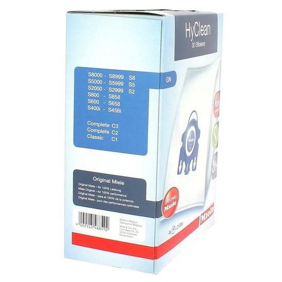 Remplacement sacs pour aspirateurs Miele S234I-Pack de 5-Type G /& H
