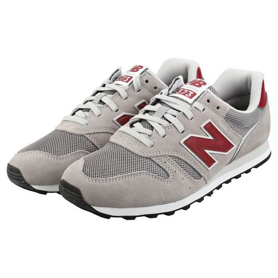 tennis new balance rouge homme